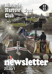Cover of newsletter 2020/1